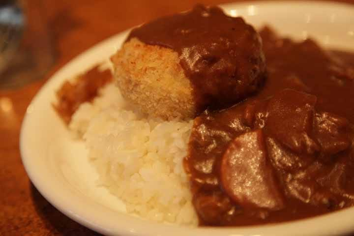 Just Like Mom's - Onden, Harajuku's Classic Curry Restaurant