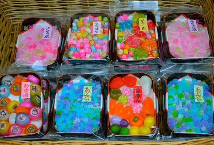 深大寺参りで楽しむ、日本の昔ながらのお菓子たち