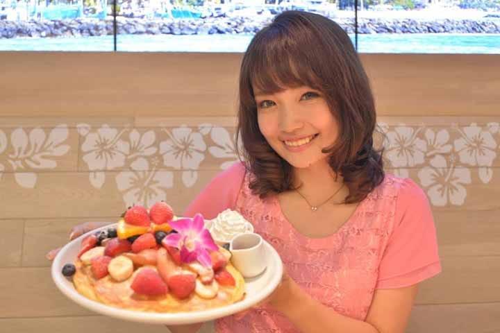 表參道必吃!來「Cafe Kaila」品嚐如寶石盒般的鬆餅吧!