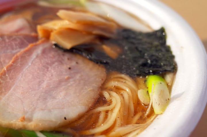 日本全國有名的拉麵店在駒澤奧林匹克公園集結! 「東京拉麵秀2014」GO!