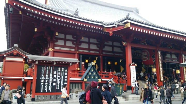 Nishi Sando: The Ukiyo-e Inspired Wooden Shopping Arcade In Asakusa