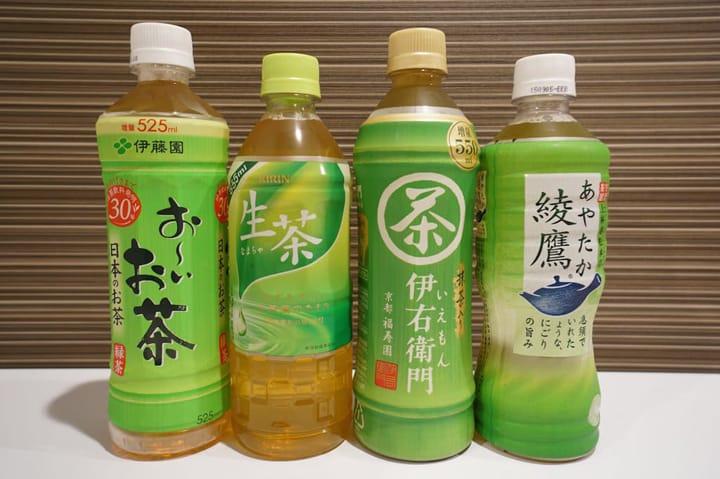 日本的綠茶都是無糖的!? 感受一下「自然的甘醇」吧!