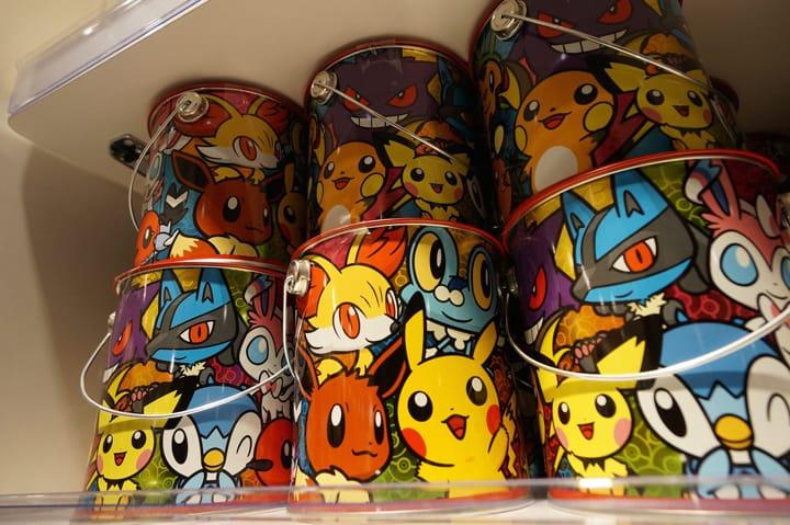 很多精灵宝可梦,很多乐趣!Pokémon在池袋登场了~