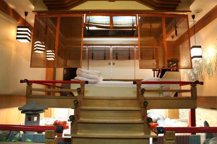 Fuki: A Historical Love Hotel In Osaka