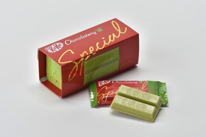 La chocolatería de KitKat en Ginza – Chocolates y dulces hechos a mano
