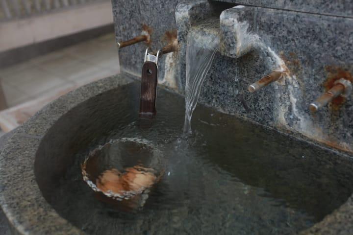 Di Wakura, ya Onsen Tamago dari Wakura. Hanya bisa dirasakan di sana, cara membuat