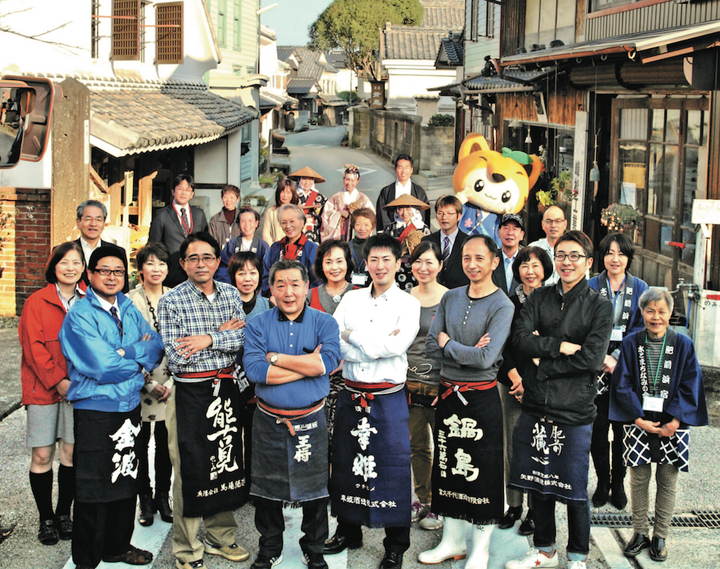 Hizenhamashuku, Saga: Where You Can Get the Best Sake