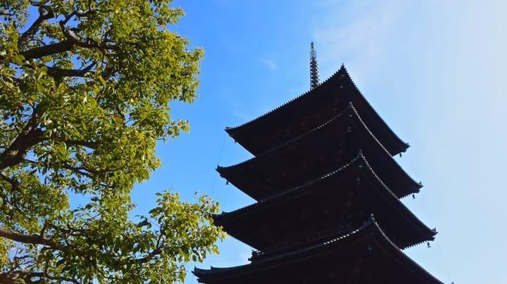 Toji Temple and it's 1200 year History!