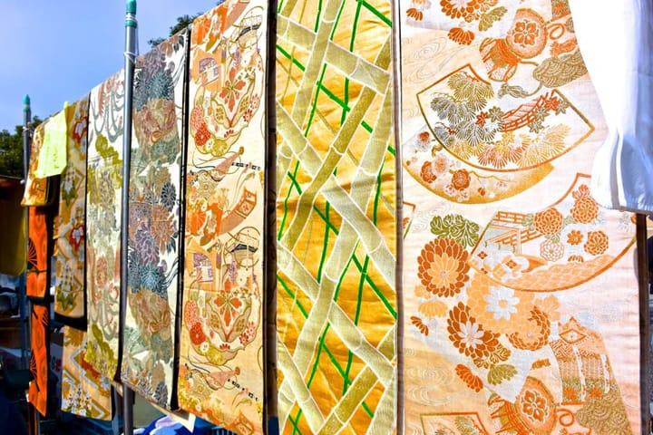 ตลาดโคโบชิ•เกียวโต—มาหาของดีที่ซ่อนไว้ในตลาดโคโบที่เปิดเฉพาะวันที่ 21 กันเถอะ!