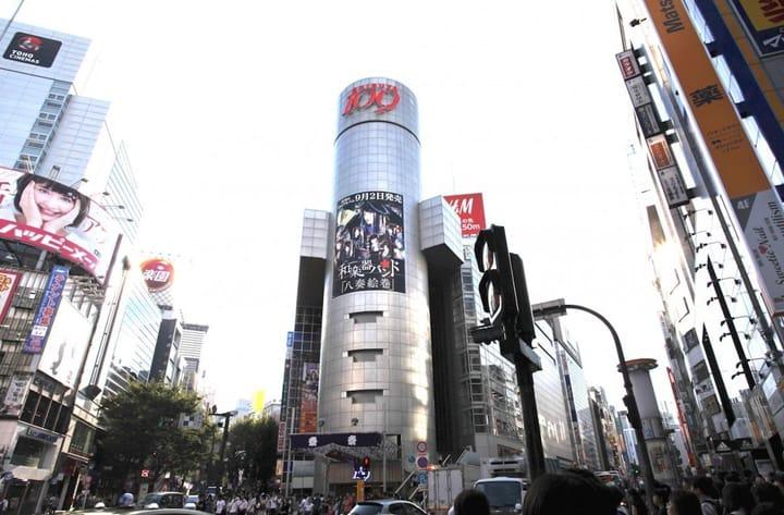 """大量购入日本可爱风!时尚圣地""""涩谷109"""""""