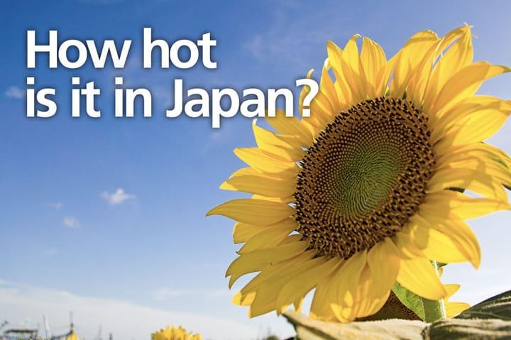 日本的夏天到底有多熱?聽聽住在日本的外國人怎麼說