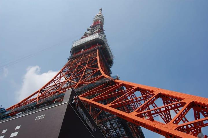 【芝公園】東京観光の定番スポット「東京タワー」を紹介します