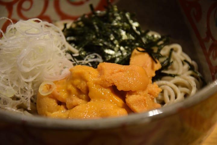 【惠比寿·松玄】豪华的素材与特别的菜品,正宗的荞麦日本料理店