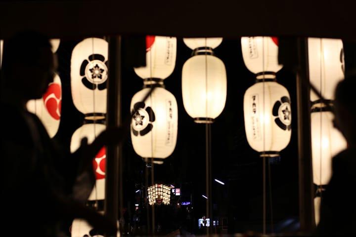 祇園祭をもっと楽しむ! 山鉾「伯牙山」のお飾りと京町家の屏風展