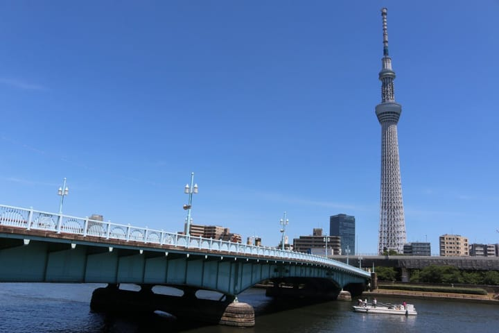 Get The Perfect Shot Of Tokyo Skytree - Top 5 Photo Spots In  Asakusa