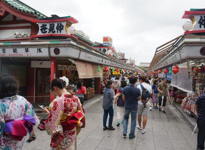 ¡Tu guía de souvenirs para comprar en Asakusa!