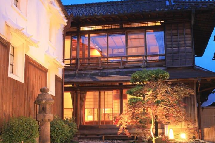 Quédate en una Machiya Tradicional en la Ciudad de Gojo, en Nara