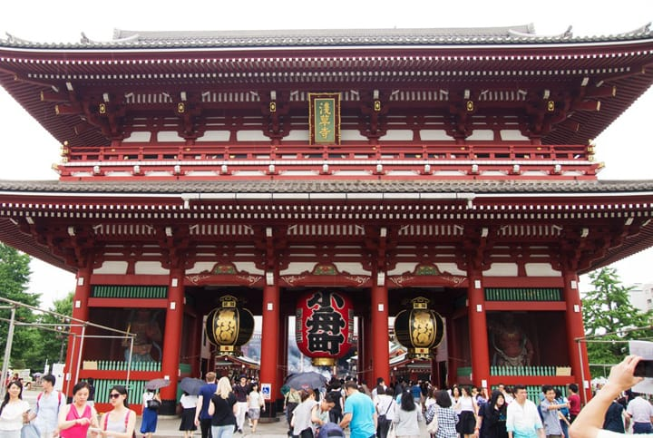 Get Your Wish Ready When Visiting Asakusa's Seven Lucky Gods!