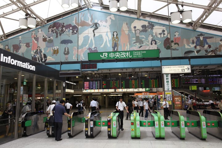 Save on Transportation! Let's Walk/Bike from Ueno to Asakusa