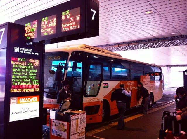 5 cách di chuyển đến sân bay Narita