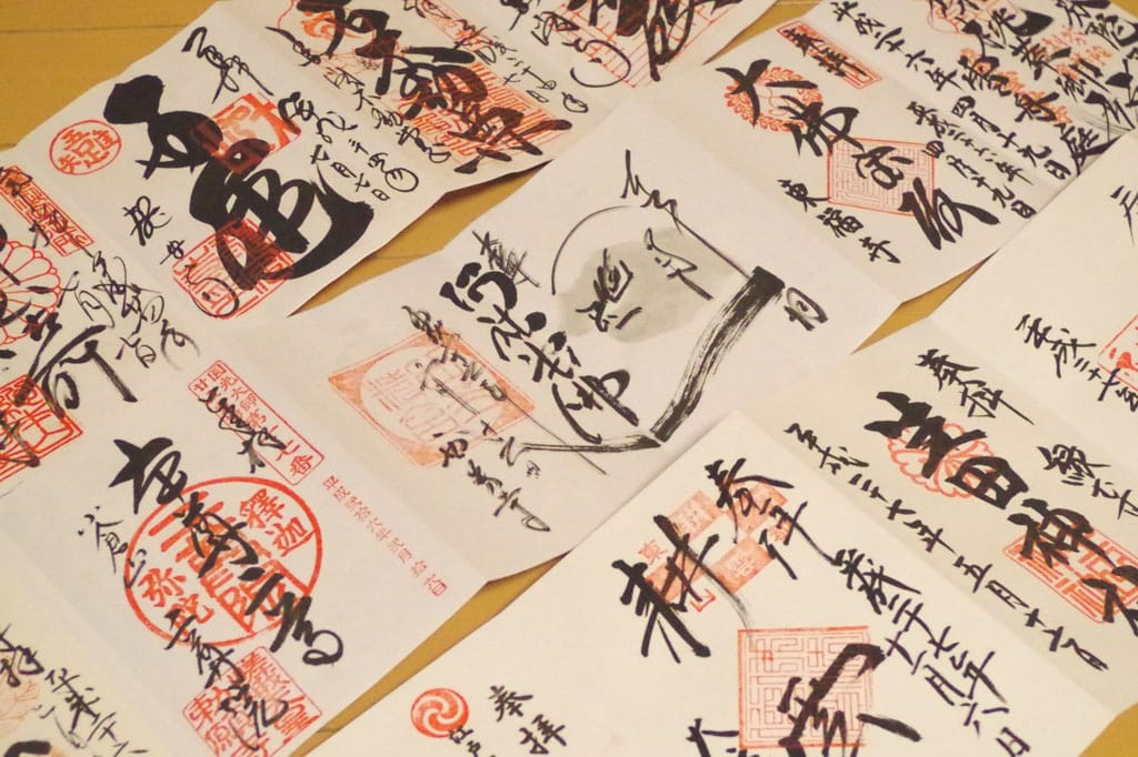 Collect Seal Stamps From Japanese Temples And Shrines | MATCHA - JAPAN TRAVEL WEB MAGAZINE