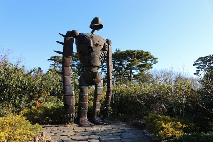 Going Back To Childhood - A Visit To The Ghibli Museum, Mitaka  MATCHA - JAP...