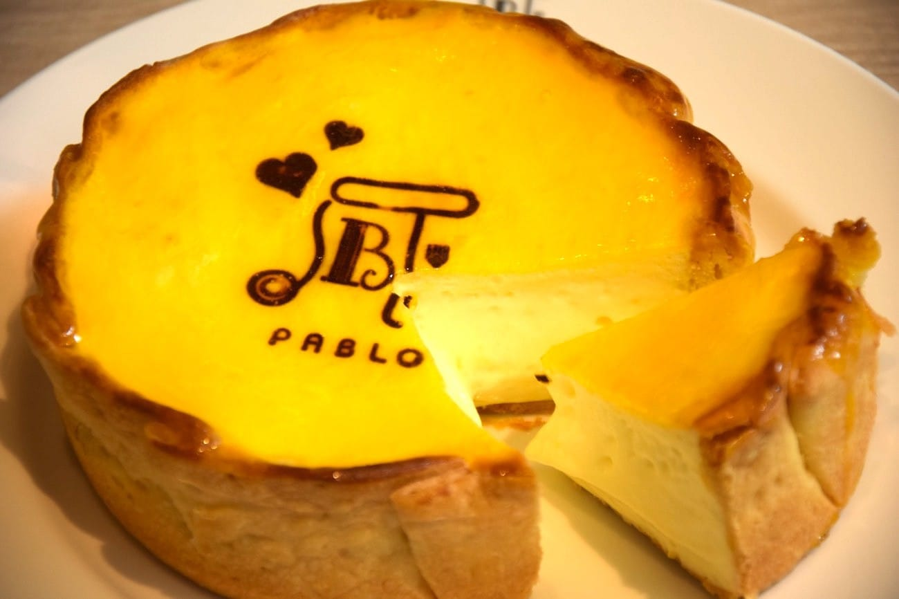 At PABLO Choose How You Want Your Cheesecake Baked