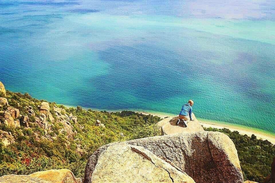 Three Little Known Scenic Spots Of The Seto Inland Sea