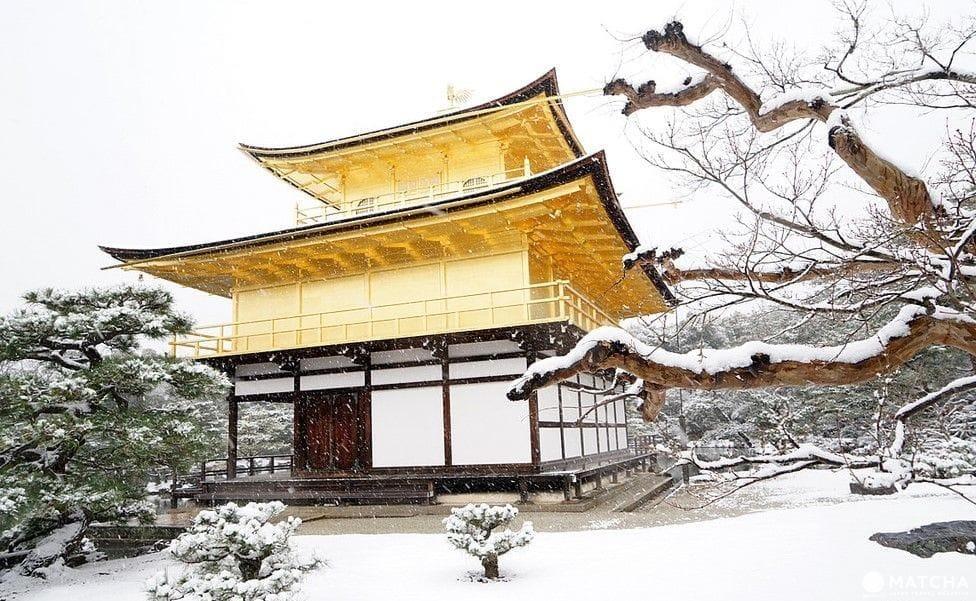 【日本(にほん)の 冬(ふゆ)】12月(じゅうにがつ)~2月(にがつ)の 天気(てんき)と 観光(かんこう)の 時(とき)の 服(ふく)に ついて