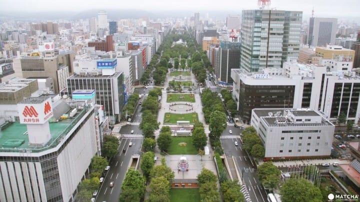 Segalanya Tentang Sapporo! Spot Wisata, Transportasi ...