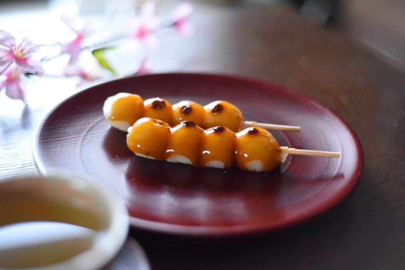 Dango a classic japanese dessert matcha japan travel for Asian cuisine dessert