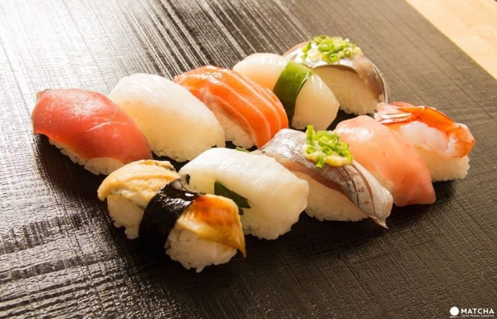 Panduan Lengkap Sushi Jenis Topping Cara Pesan Cara Makan Dan