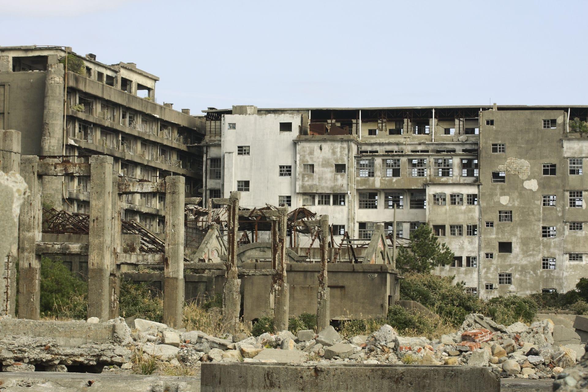 【長崎】連日本人都瘋狂的世界遺產--軍艦島