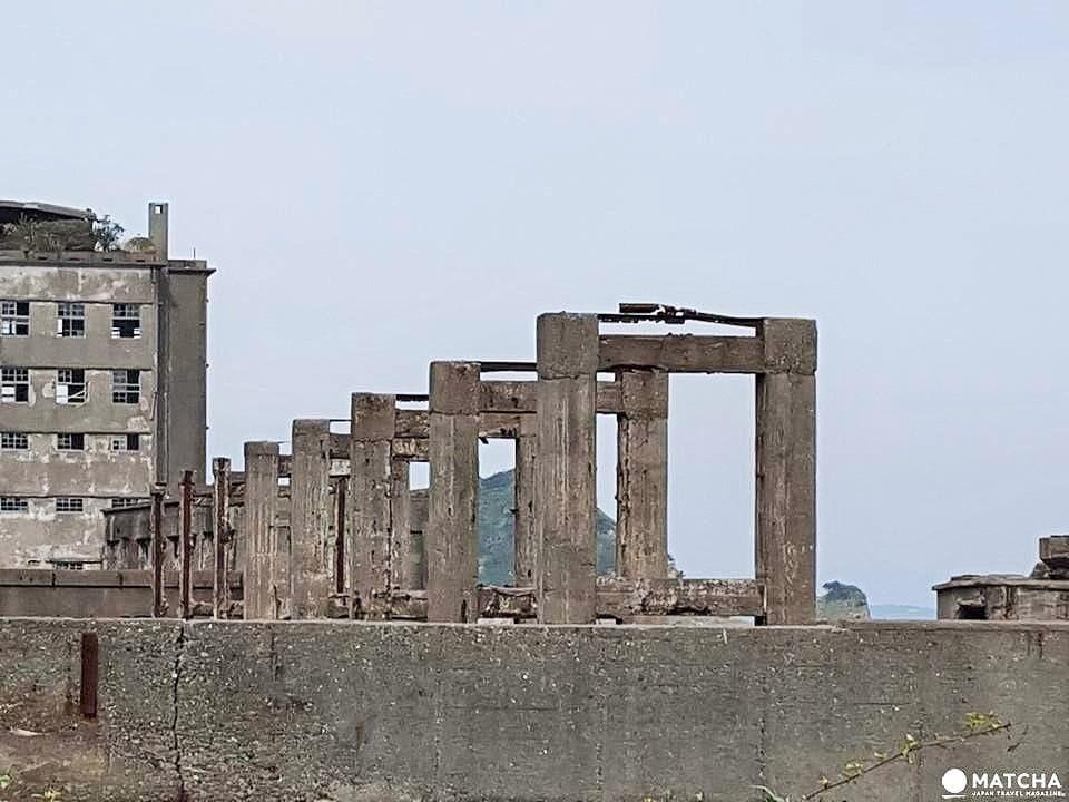 連日本人都瘋狂的世界遺產--軍艦島