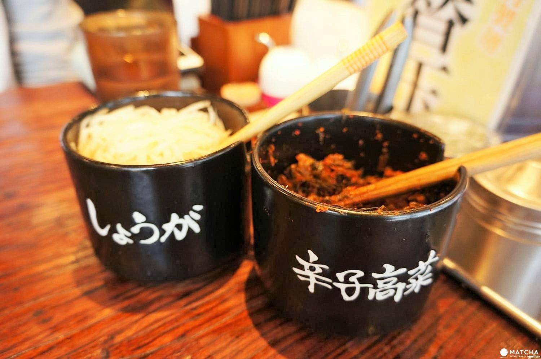 【福岡】在地人都豎起拇指的道地豚骨拉麵-博多一雙拉麵