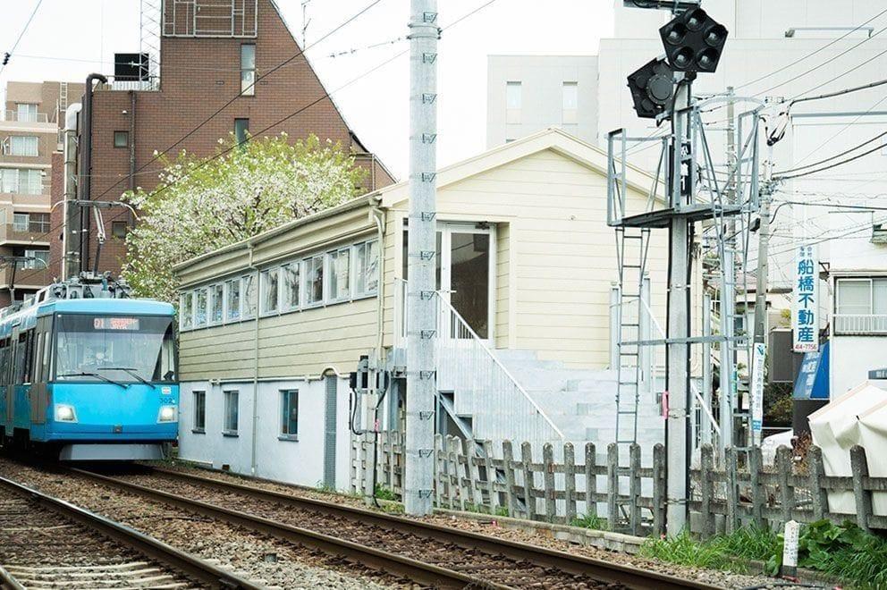 放慢步調的東京休日:路面電車世田谷線散策