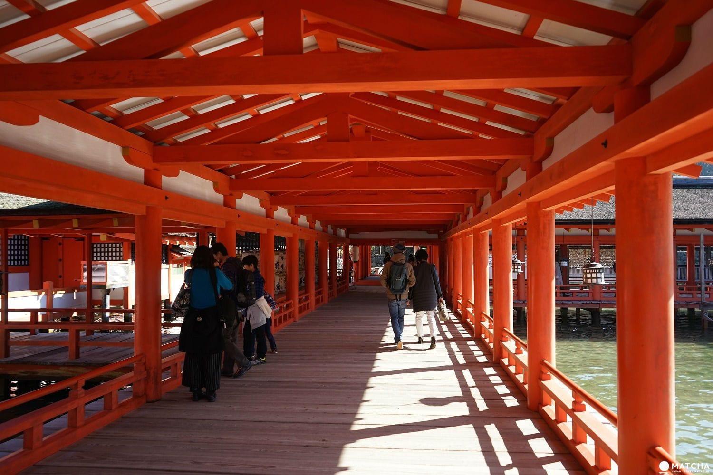 時間が限られていてもこれだけは必見!広島・宮島で見ておきたい観光スポット