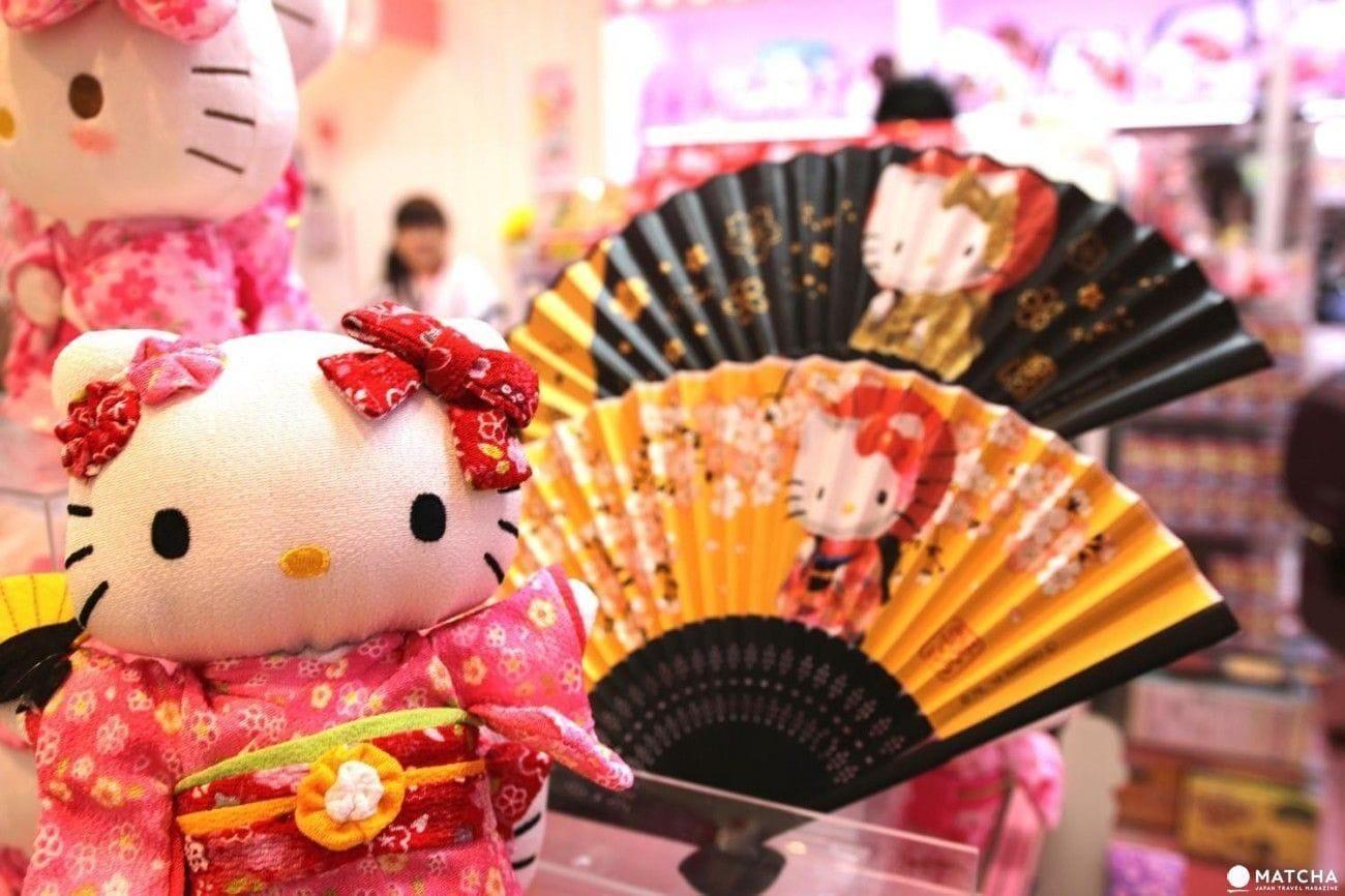 """日本的""""卡哇伊""""文化,卡哇伊伴手礼、服饰、景点大汇集"""