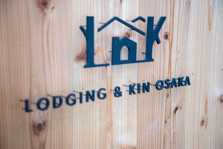 LODGING & KIN OSAKA, Hostel dengan Kehangatan Kayu  yang Dekat dari Tsutenkaku