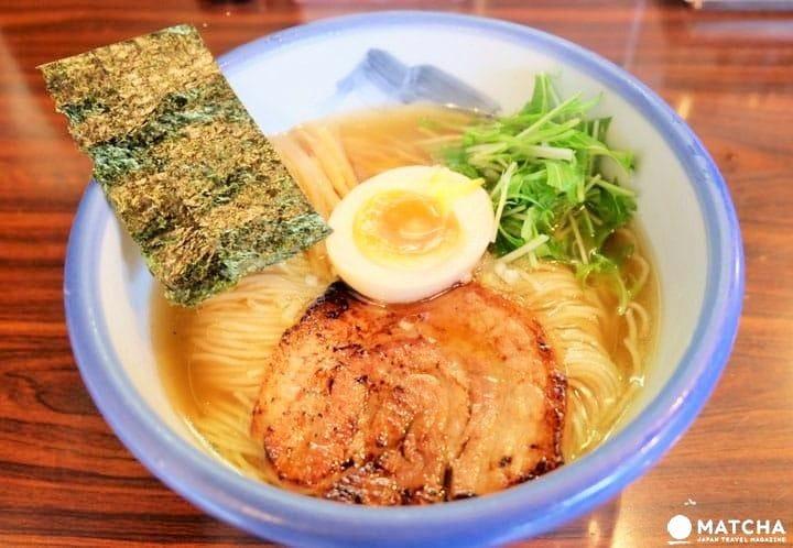 東京拉麵激戰區「私房拉麵店」8選