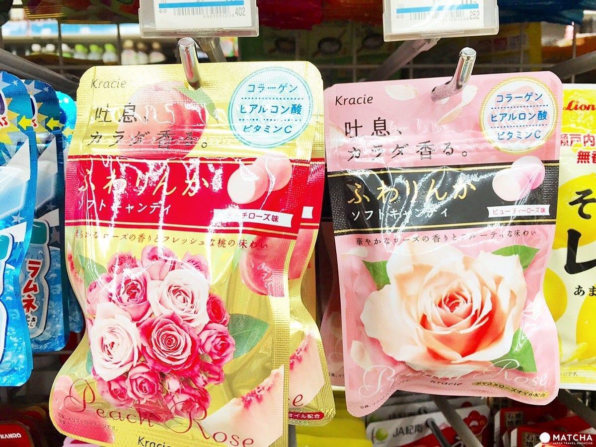 日本藥妝店必買!吃吃喝喝輕鬆變身Q彈美人!