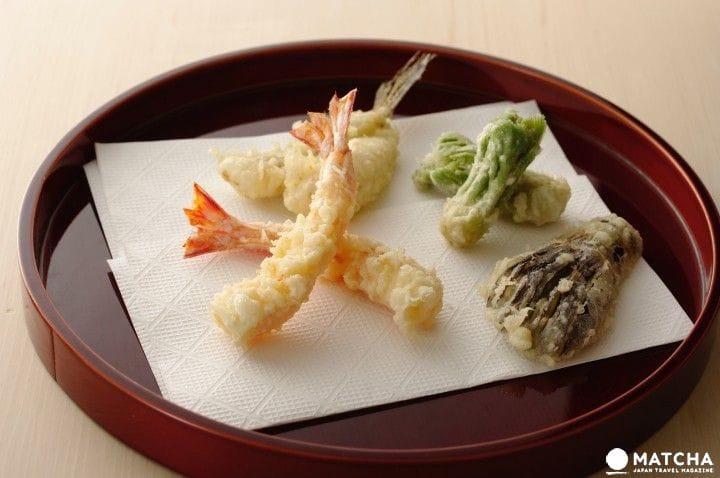 能與日本料理職人樂談的銀座天婦羅名店「てんぷら近藤」之 Chef's Table