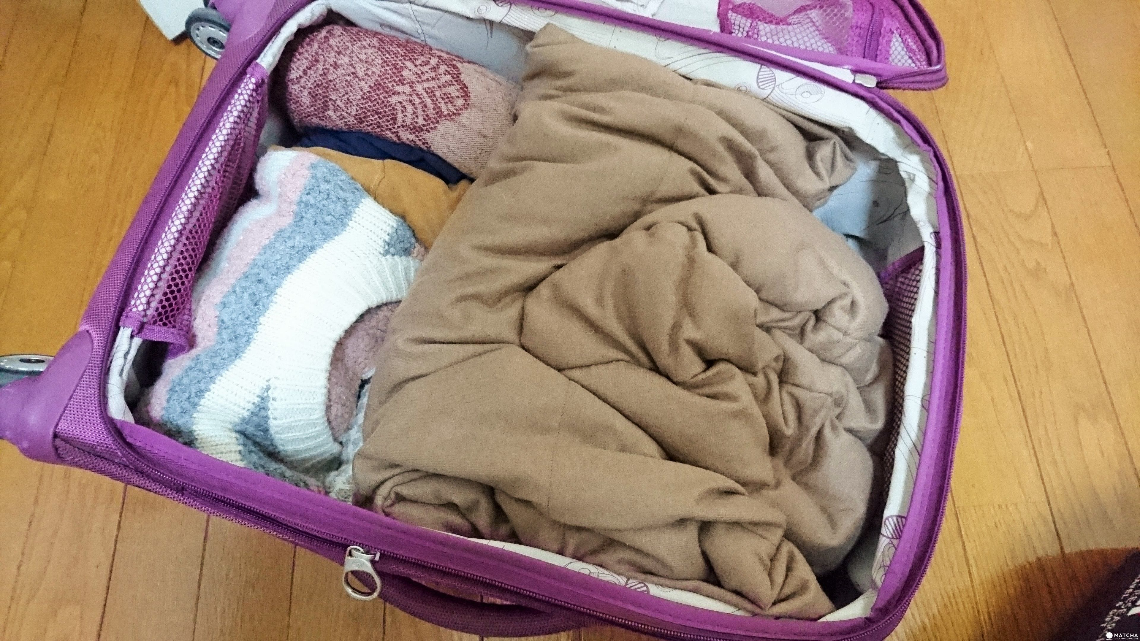 『春季』旅行收納小撇步 簡單裝箱go!