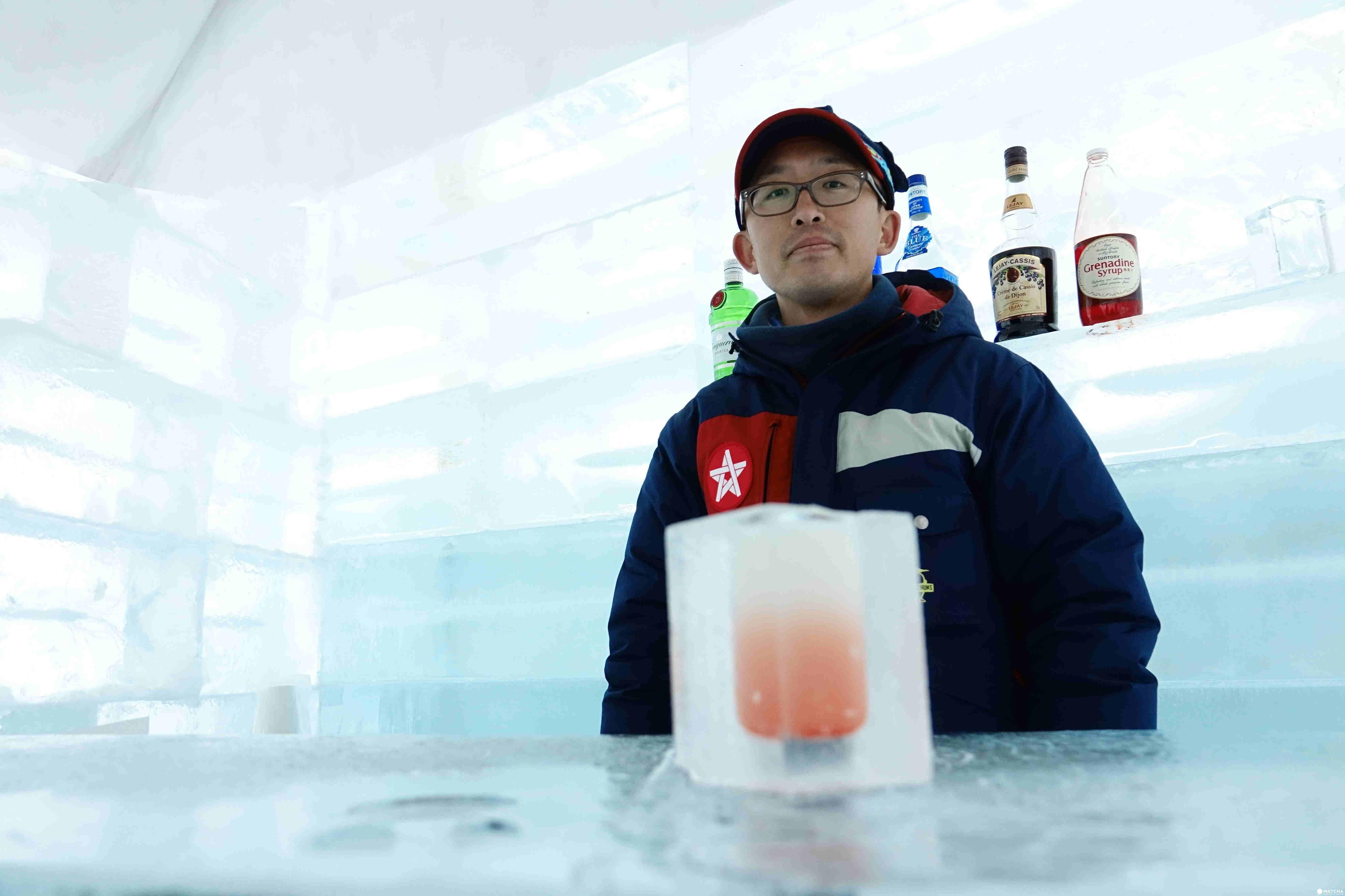 耗資2500萬打造 北海道可以入住的冰酒店