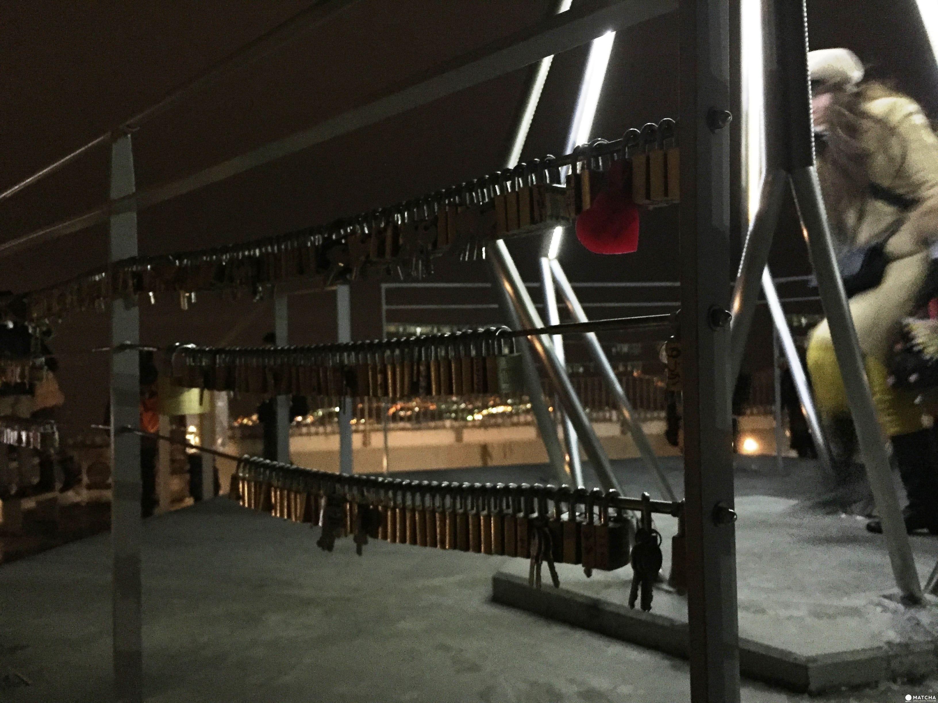 日本新三大夜景 戀人聖地札幌藻岩山