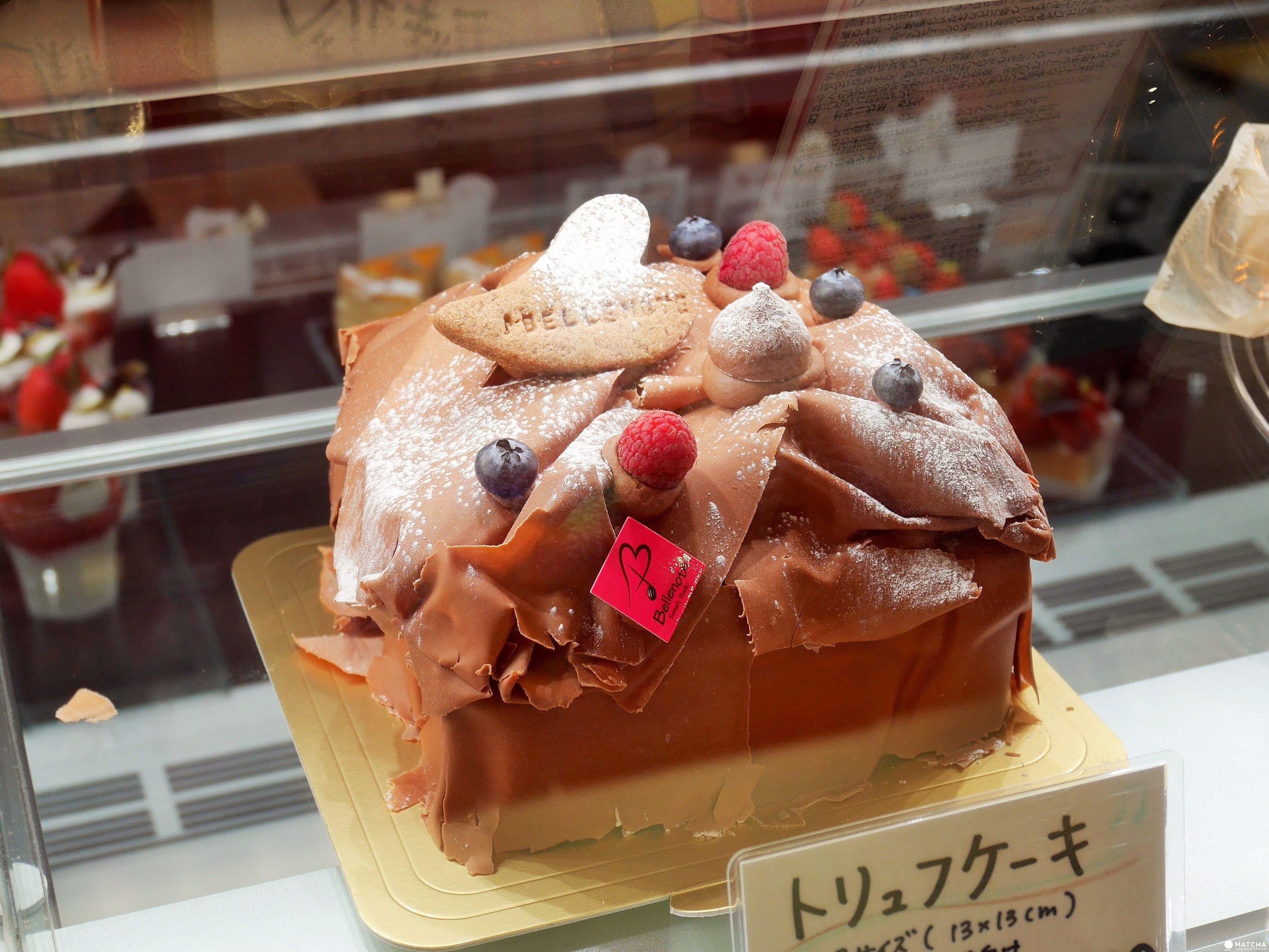 隱身在淺草巷弄的純正比利時風味 「Bellenote」巧克力職人洋果子店