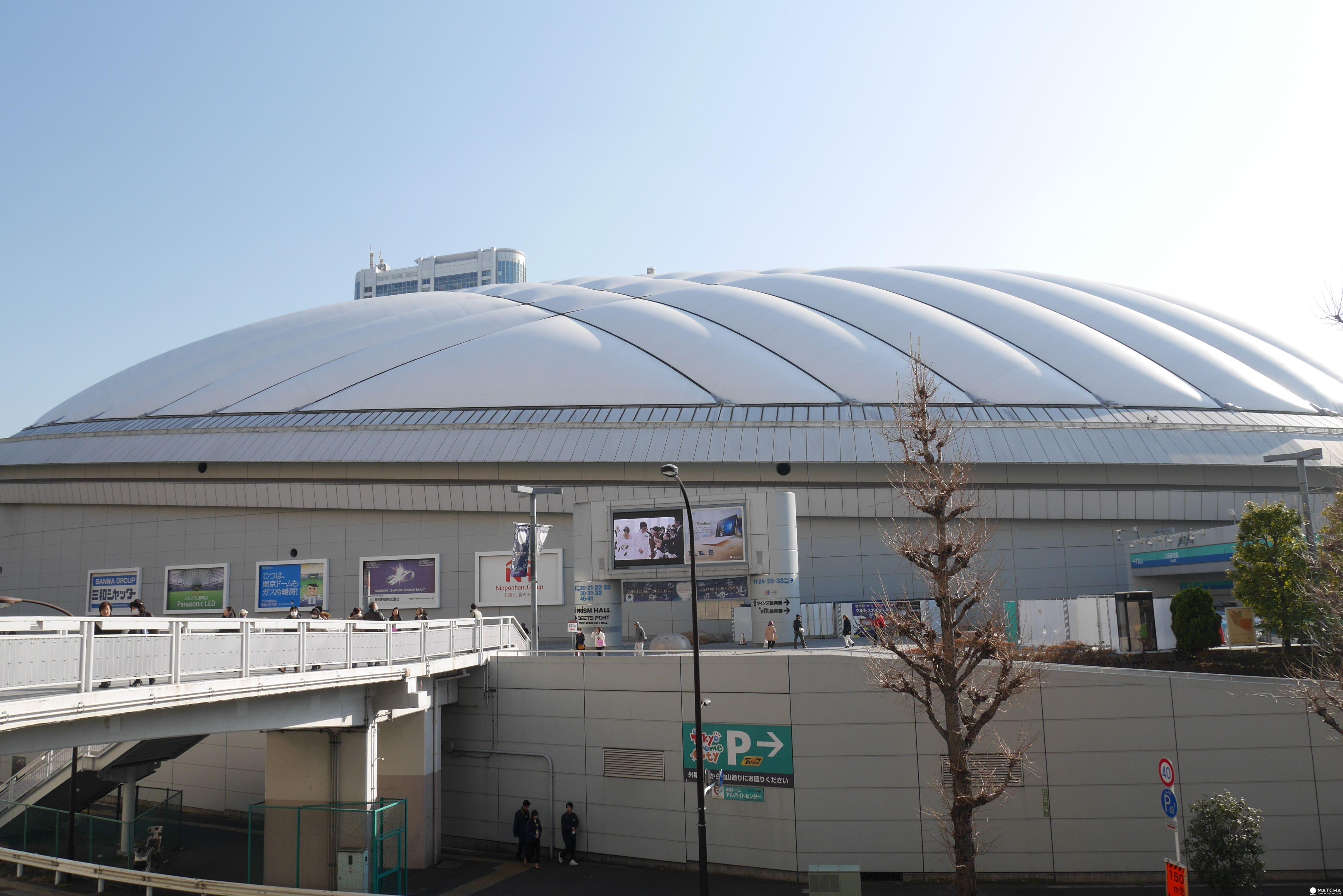 走!一起去東京巨蛋看陽岱鋼!