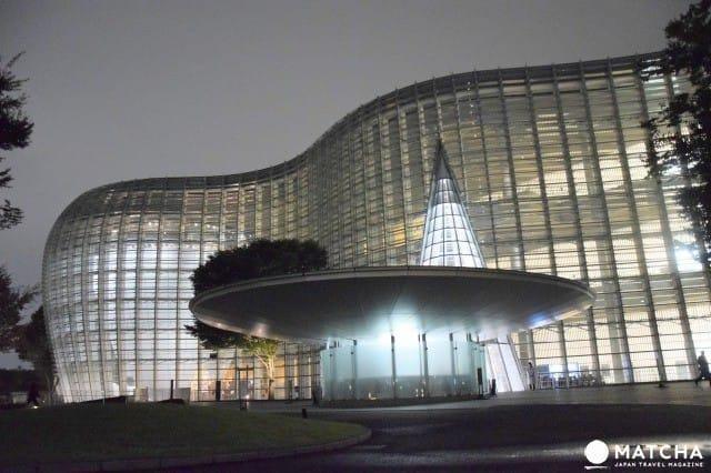 六本木, 國立新美術館, 黑川紀章