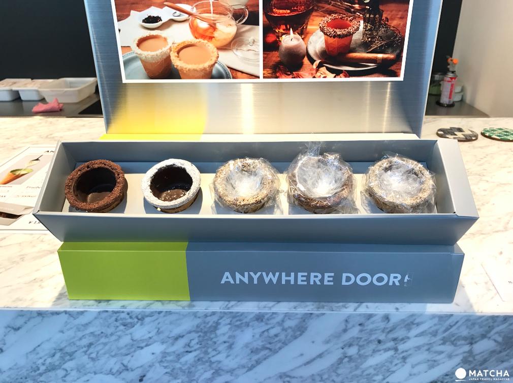 能吃的咖啡杯!這種新喝法你試過嗎?「Anywhere Door」CORN SHOT