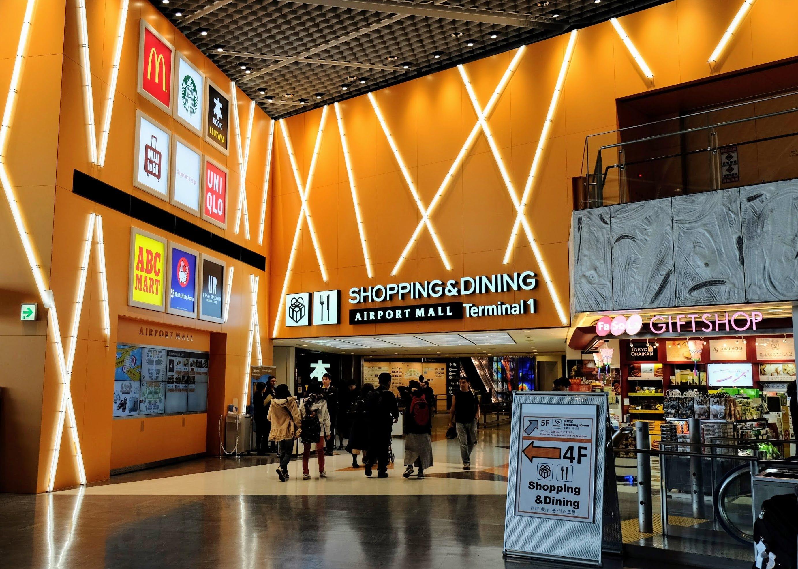 成田機場購物導覽!從寶可夢、凱蒂貓等商品到家電和酒類,無所不有!